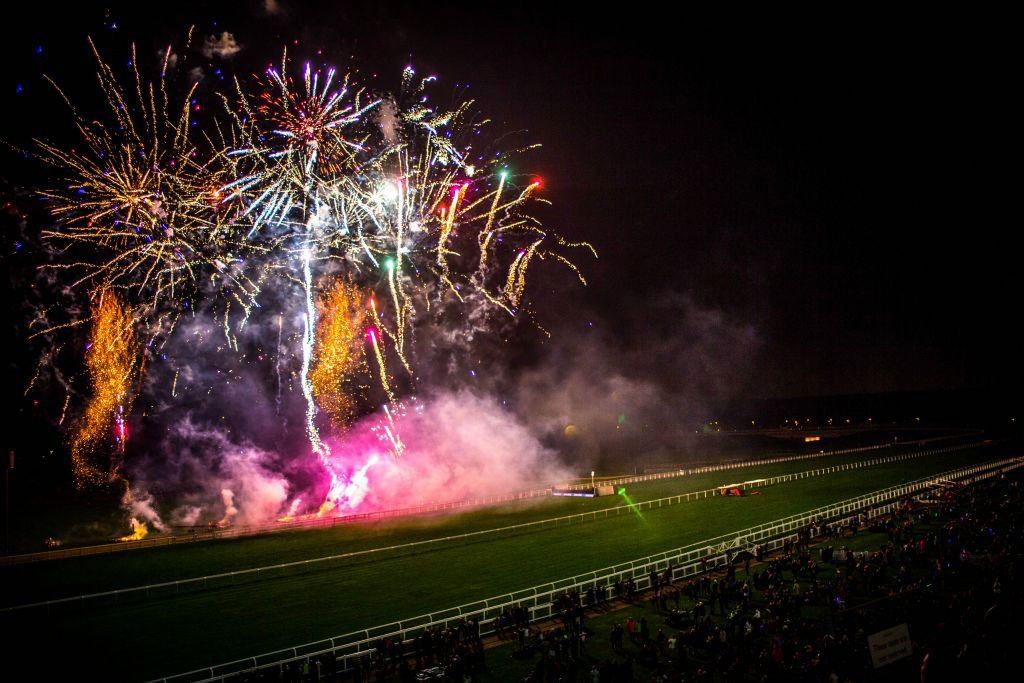 Ascot Fireworks Display | Event Photography
