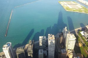 Chicago view   travel photography