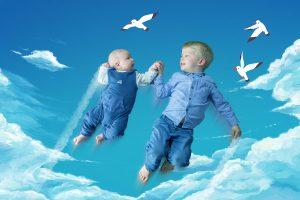 kids photography | photoshop fantasy