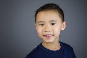 childrens headshots | portrait photography