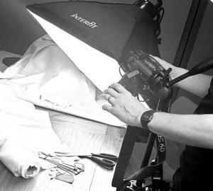 Product Photography setup