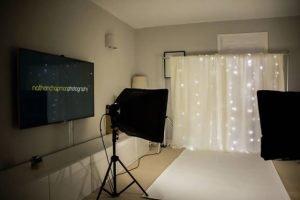 home studio example