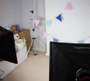 Photographer Home Studio